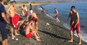 Πλατανιάς: Μετά το τρέξιμο… θάλασσα (photos)