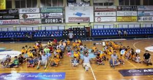Ρέθυμνο C.K.: Ολοκληρώθηκε το 4ο Basketball Camp