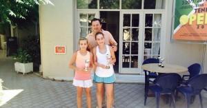 Τένις: Νικήτρια η Καραχάλιου στα Κ12 στο 3ο Ε3