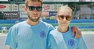 Τένις: Παπαγιαννάκης και Ριτζάκη στο τεχνικό τιμ του ΟΑΣ