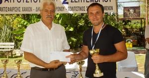 Σκάκι: Ρεκόρ συμμετοχών στο τουρνουά