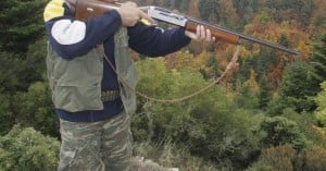 Συνελήφθησαν δύο κυνηγοί στα Χανιά