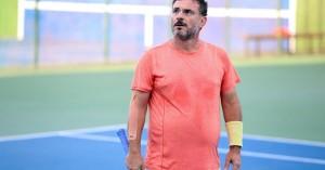 Τένις: Ο Τσουβερλούδης νικητής στους Άνδρες 45+