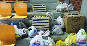 ΑΟΚ Χανιά: Ευχαριστίες στον κόσμο για στήριξη και συγκέντρωση τροφίμων