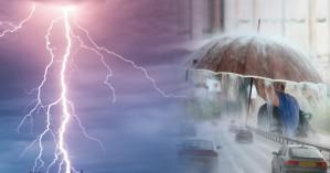 Πολιτική Προστασία Π.Ε. Χανίων: Έρχονται καταιγίδες - Οδηγίες προστασίας
