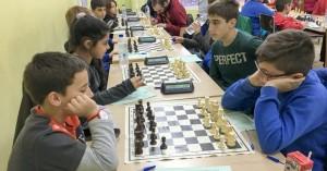 Ξεκίνησε το χριστουγεννιάτικο τουρνουά σκακιού (photos)