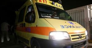 Ένας πεζός νεκρός σε τροχαίο – Παρασύρθηκε από διερχόμενο όχημα