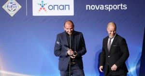 To Fair Play της χρονιάς σε ΑΟΧ, βραβείο ήθους σε Φανούρη