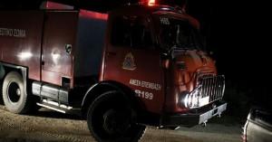 Πυρκαγιά σε δύο αυτοκίνητα σε δρόμο του Ηρακλείου