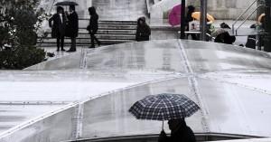 Άστατος ο καιρός και το Σάββατο – Πού αναμένονται βροχές και καταιγίδες