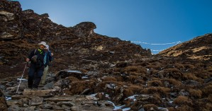 Ο Ορειβατικός στον Άγιο Μόδεστο στο Ψυχρό Πηγάδι