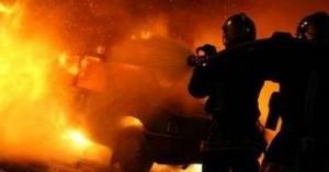 Πυρκαγιά σε αυτοκίνητο στο Ρέθυμνο