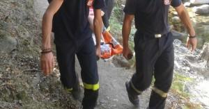 Συναγερμός για τραυματισμένη γυναίκα σε φαράγγι