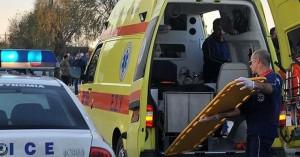 Τροχαίο με τραυματίες στην εθνική οδό Ρεθύμνου – Ηρακλείου