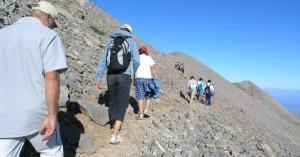Ο Ορειβατικός Χανίων στο Ρέθυμνο