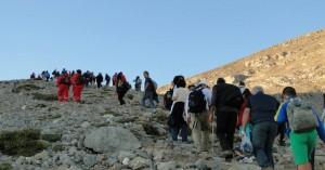 Δράσεις από τον ορειβατικό και το ΤΕΕ για τη διαδρομή του Μιχαήλ Δέφνερ στα Σφακιά