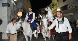 Την Δευτέρα η 44η αναπαράσταση κρητικού γάμου