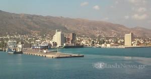 Ξημερώματα έφυγαν τα πλοία από και προς την Κρήτη