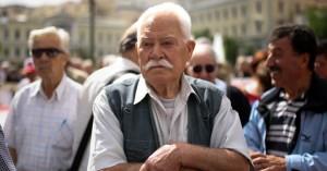 Κατεβαίνουν στην απεργία και οι συνταξιούχοι