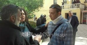 Στο Εφετείο Χανίων αναβιώνει ο ξυλοδαρμός του γιατρού Δημήτρη Μακρέα