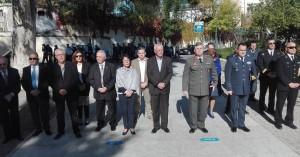 Ο εορτασμός της Εθνικής Επετείου Αντίστασης στα Χανιά