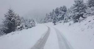 Αναμένονται έντονες χιονοπτώσεις στην Ελλάδα την Πέμπτη και Παρασκευή