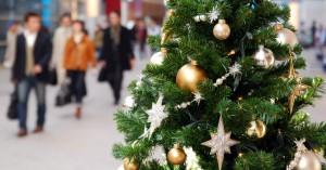 Χριστουγεννιάτικο bazaar στα Περβόλια και βόλτες με το Περβολιανό express