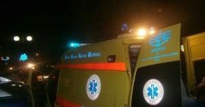 Στο Νοσοκομείο δημοσιογράφος των Χανίων μετά από ατύχημα