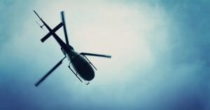 Νεκρός γνωστός μεγιστάνας - Συνετρίβη το ελικόπτερο του