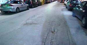 Ηράκλειο: Ανακοίνωση για εργασίες στην οδό Πλούτωνος
