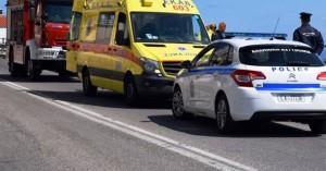 Δύο γυναίκες νεκρές σε δυστύχημα στην Κοζάνη