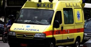 Τροχαίο στη Μεσσαρά - Τραυματίστηκαν δύο κοριτσάκια