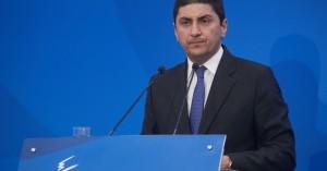 Συγχαρητήρια Αυγενάκη στους έξι Κρητικούς της Πολιτικής Επιτροπής