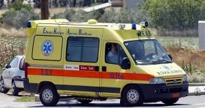Τροχαίο στην παραλιακή του Ηρακλείου με τραυματισμό 22χρονης