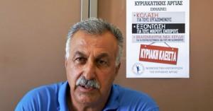 Ο απερχόμενος πρόεδρος του ΕΣΧ κατά της πρότασης ξενοδόχων των Χανίων