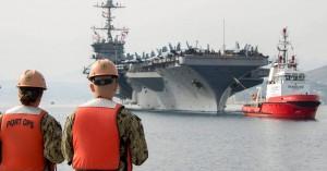 Επτά συλλήψεις για την επίθεση στον ναύτη από την Αμερικάνικη βάση Σούδας