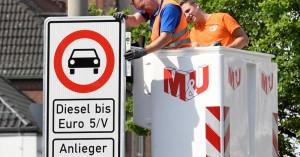 Αμβούργο: Η πρώτη γερμανική πόλη που απαγορεύει τα diesel