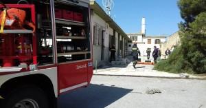 Άσκηση για σεισμό στην Πλατεία Σοχώρας - Δικαστηρίων