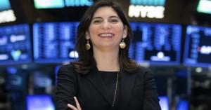 Γυναίκα στο «τιμόνι» του Χρηματιστηρίου της Νέας Υόρκης για πρώτη φορά