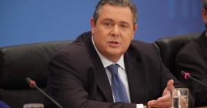 Καμμένος: Κατήγγειλε σχέδιο εξαγοράς βουλευτών των ΑΝΕΛ