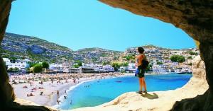 Ρεκόρ τουριστικών εισπράξεων στην Κρήτη