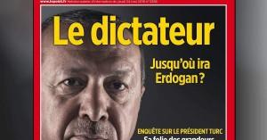 «Τούρκοι» έγιναν στην Αγκυρα με εξώφυλλο του Le Point