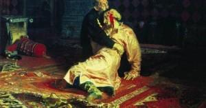 Ρώσος προκάλεσε ζημιές στον πίνακα «Ιβάν ο Τρομερός και ο γιος του»