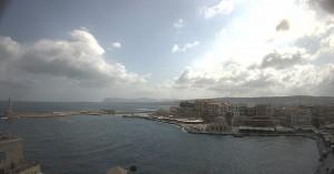 Συννεφιασμένος ο καιρός στα Χανιά - Πότε θα βρέξει