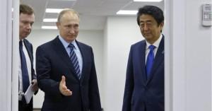 Συνομιλίες Πούτιν - Αμπε για τη Βόρεια Κορέα