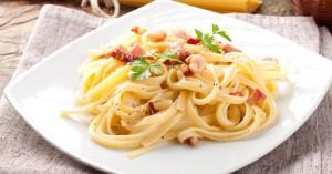 Παραδοσιακή ιταλική καρμπονάρα
