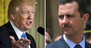 Τραμπ σε Ασαντ: Μην τολμήσεις να σπάσεις την εκεχειρία