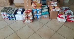 Διανομή τροφίμων από τον Δήμο Γόρτυνας