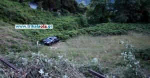 Εικόνες σοκ από το τροχαίο στα Τρίκαλα, με νεκρό ένα μωρό 13 μηνών