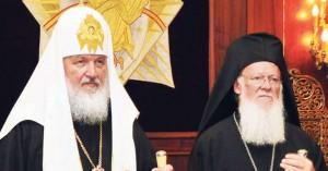«Ιερός πόλεμος» Φαναρίου-Μόσχας με φόντο την Ουκρανική εκκλησία